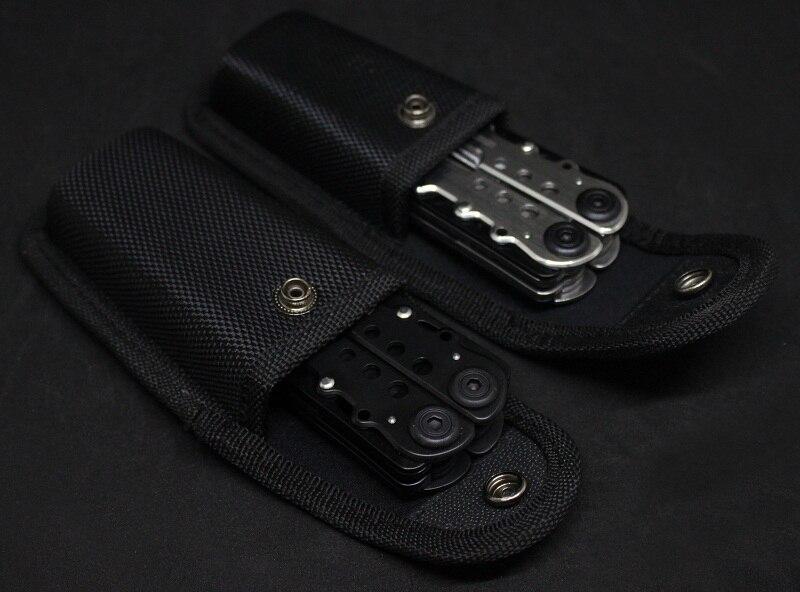 Купить с кэшбэком Pocket Knife MultiTool Folding Plier Multifunctional EDC Tools Pliers Camping Fishing Outdoor Survival Scissors Sharp Blade