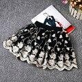 Туту Корея Kinderen Meisje Партия Бальное платье Хлопок Короткий Супер Мягкий Мода Нового Прибытия Девушки Юбки