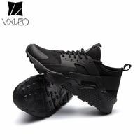 VIXLEO New Men casual shoes Superstar Brand Designer Tenis Masculino Adulto Huarache Air Casual Unisex Shoes Krasovki Size 36 47