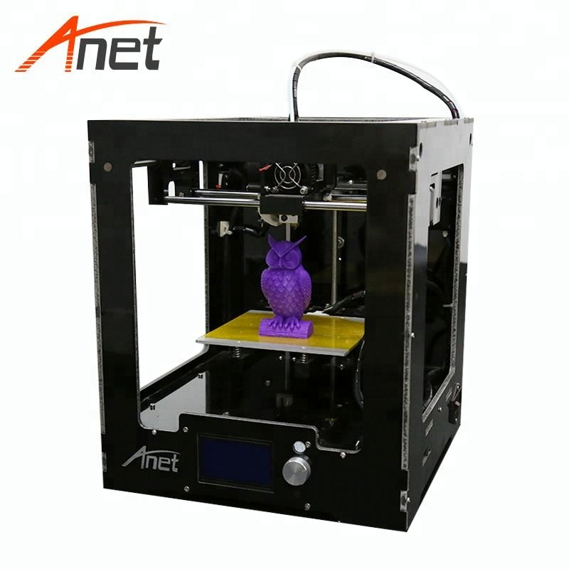 Anet A3S Full Metal Stampante 3d Alta Precisione 0 1mm Layer Resolution Heating Fast 3d House