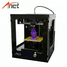 Anet A3S Full Metal Stampante 3d Alta Precisione 0.1mm Layer Resolution Heating Fast 3d House Printer Assembled Impresora 3d