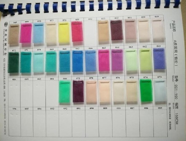 choose Color card