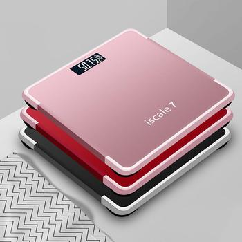 180KG Body Fat Scale Digital Scale Bathroom Floor Body Weight Scale Cooking Weight Balance Electronic Scale LCD Display Smart vogvigo 150kg bathroom body fat bmi scale digital human weight mi scales floor lcd display body index electronic scales