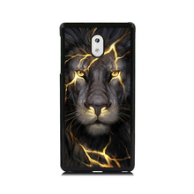 Lovely Cartoon Animal Case For Nokia 5 Cases Colorful Lion King Painting Back Cover Hard PC Phone Cases For Nokia 3 6