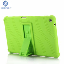 Soft Case For Huawei MediaPad T3 8.0 KOB-L09 KOB-W09 Silicone Stand Case For Huawei Honor Play Pad 2 8.0 Tablet Case