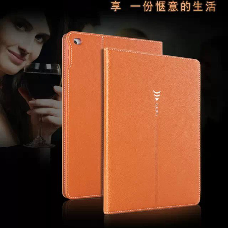pen + film + for ipad 6 luxury case high quality Leather Cover Case For Apple ipad air 2 smart stand Case Origina Siliconel case for apple ipad air 2 pu leather case luxury silk pattern stand smart cover