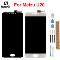 Hacrin For Meizu U20 LCD Display Touch Panel 5 5inch LCD Screen Digitizer Assembly Replacement For