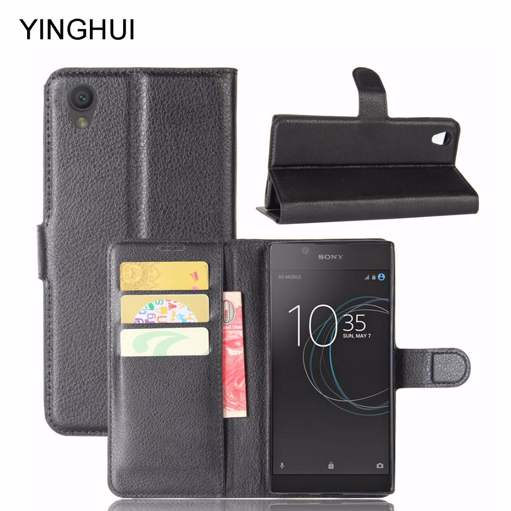yinghui case for sony xperia l1 g3312 5 5 luxury coque. Black Bedroom Furniture Sets. Home Design Ideas