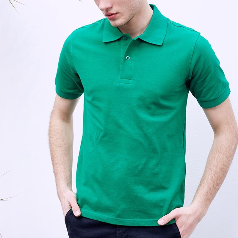 Polo   Shirt Men   Polo   Shirt Men's   Polo   Male Summer Shirt Casual Short Sleeve Solid ropa de hombre 2019