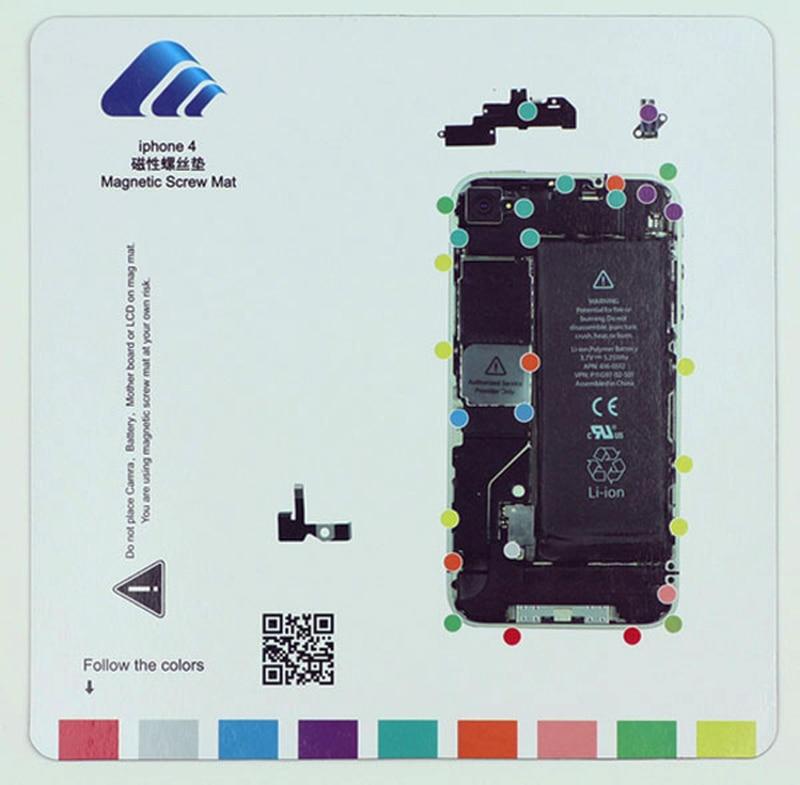 Nueva almohadilla de trabajo de alfombrilla magnética profesional de - Juegos de herramientas - foto 3