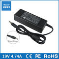 19V 4.74A 90W 5.0mm*3.0mm AC Adapter Charger For Samsung 700Z5C-S02/S01 Q430 Q470 Q470C 550P7C RF712 R718 R710 R780 R728 RF711