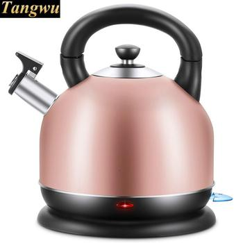electric kettle has a large capacity of automatic power failure stainless steel