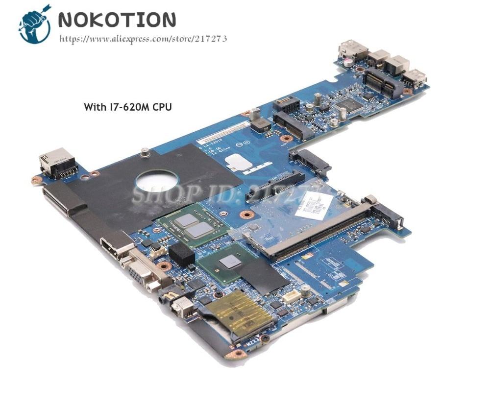 """HP Elitebook 8740w 17/"""" Genuine Laptop Intel Motherboard 595698-001"""