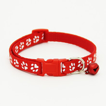 Adjustable Nylon Cat Collar