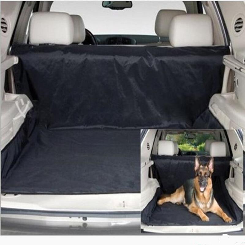 waterproof oxford pet dog cat back seat cover mat cushion car boot pet seat mat blanket cover. Black Bedroom Furniture Sets. Home Design Ideas