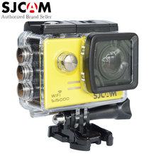 Original SJCAM SJ5000 Wifi 2.0 LCD Action Camera 30m Waterproof Diving Bicycle Novatek 96655 Mini Outdoor Sport DV with New Case