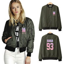 BTS Bias Bomber Jackets (21 Models)