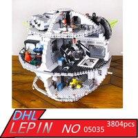 Lepin 05063 4016pcs Genuine New Star Force Waken UCS Death Star Educational Building Blocks Bricks Toys