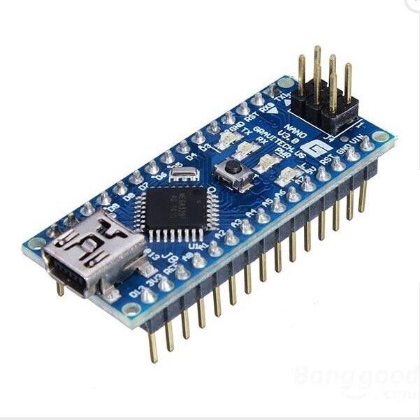 Nano V3.0 Mini USB ATmega328 5V 16M 100% ORIGINAL FTDI FT232RL For Arduino