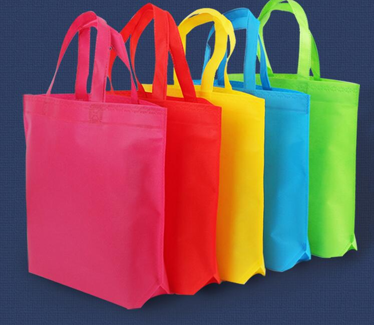 China Suppliers Wholesale Low Price Eco Products Color Non Woven Bag