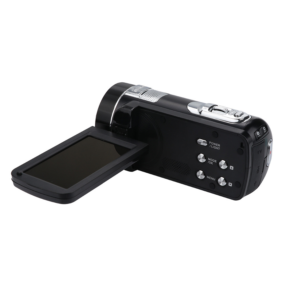 Image 5 - Video Camera Camcorder HD 1080P 24.0MP 18X Digital Zoom Camera Night Vision 20A Drop Shipping-in Consumer Camcorders from Consumer Electronics