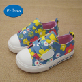 2016 Fashion Girls Shoes Print Canvas Shoes For Girls Casual Kids Shoes High Quality Children Sneakers
