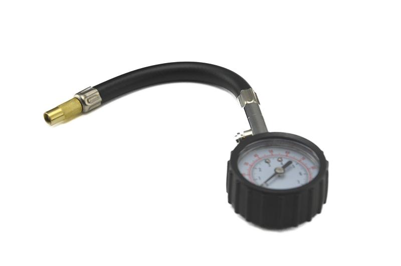 Universal Auto Car Air Tire Pressure Inflator Gauge Car Truck Motorcycle  Flexible Hose Pressure Gauge Dial Meter Vehicle Tester 9
