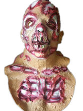 Halloween Horror Zombie Mask The Resident Evil Scary Dead Man Latex Head Masks