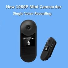Full HD 1080 P Mini Câmera de 12MP 130 Wide Angle DVR câmera Detector de Movimento Micro Câmera De Vídeo Cam Com Mini Display filmadoras