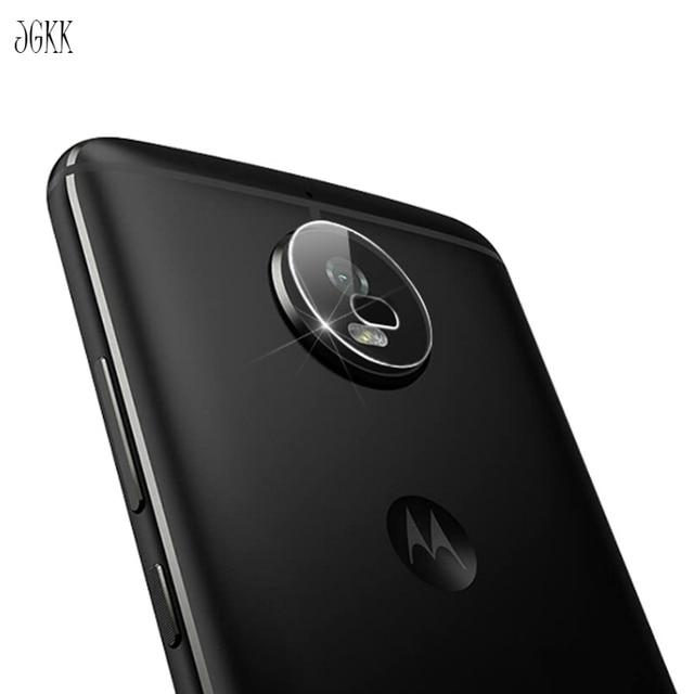promo code b082c 7ced1 US $1.79 10% OFF JGKK 2PCS For Motorola Moto G6 Play G6Plus G6 Plus  Tempered Glass Screen Protector Back Camera Lens Rear Soft Film Shield  Guard-in ...