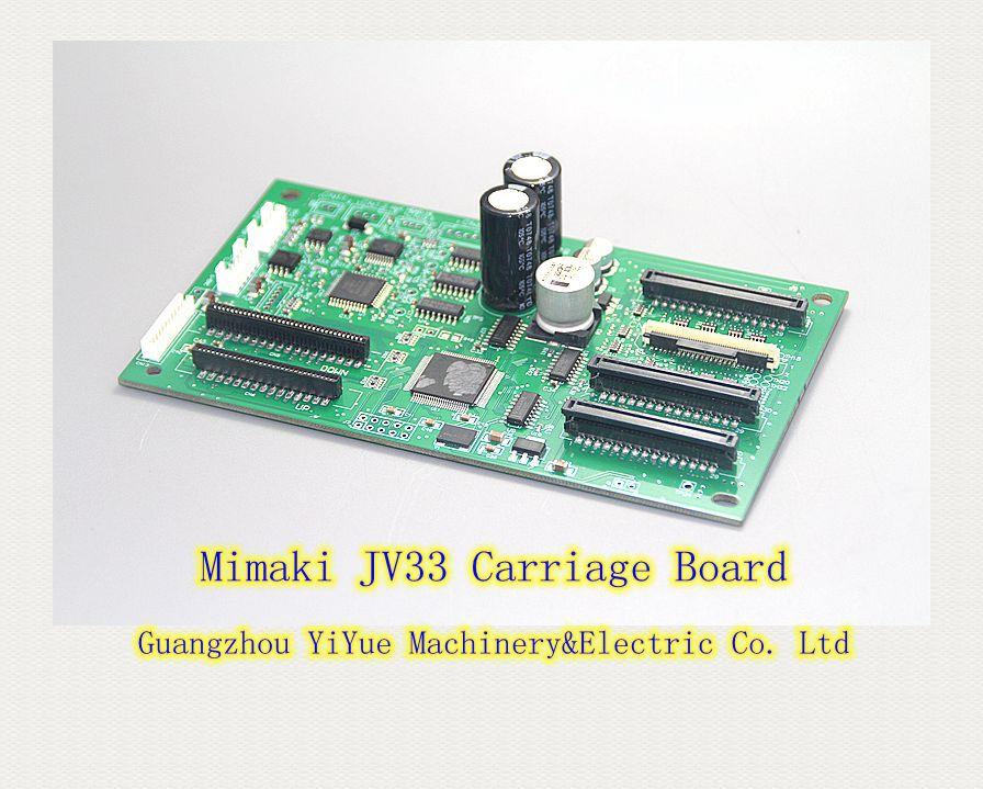 Mimaki JV33 Carriage Board, Three months warranty Mimaki JV33 head board carriage board printhead board on sale Best price