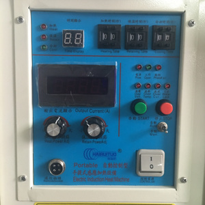 Image 4 - High frequency induction heater Quenching and annealing equipment High frequency welding machine Metal melting furnace