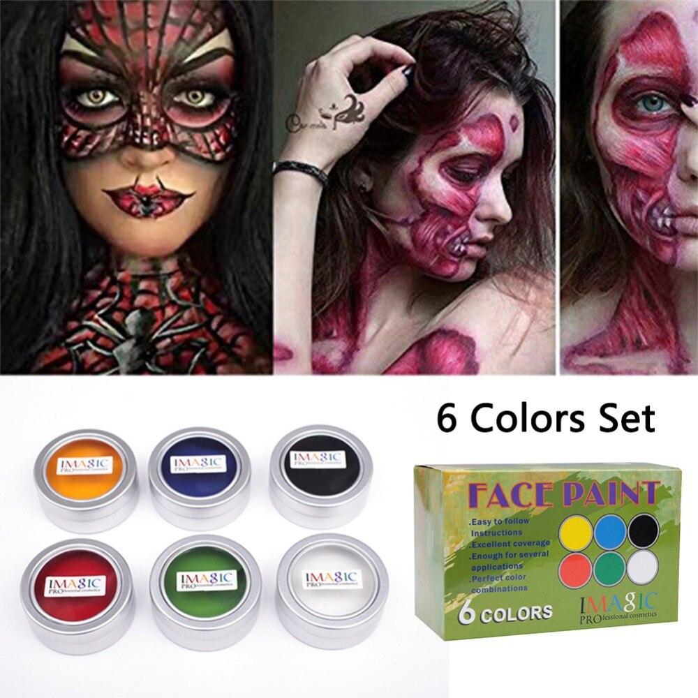 Online Get Cheap Halloween Makeup Palette -Aliexpress.com ...
