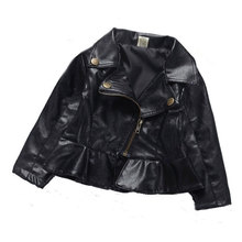 Baby Girls Leather Jackets
