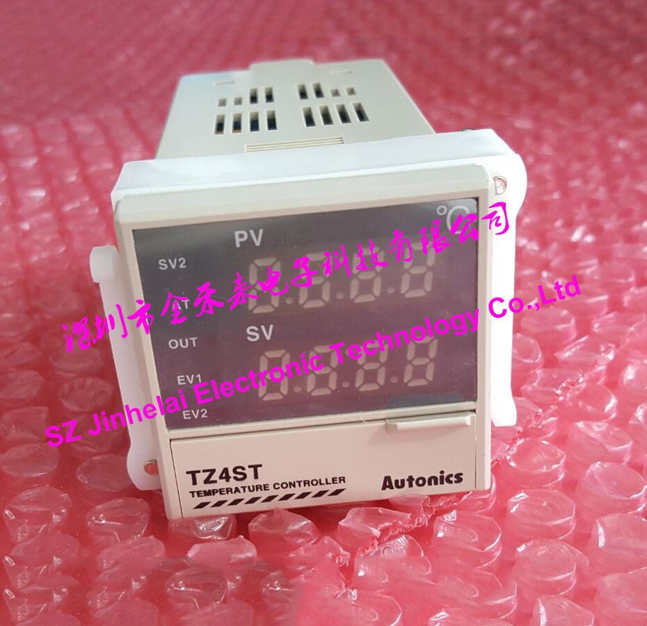 New and original AUTONICS Temperature controller TZ4ST-24R new and original tk4s 24cn autonics temperature controller