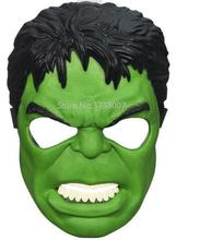 10pcs/lot America Captain Batman Iron Man Hulk Spiderman Masks Adult Children Party Mask Superheros Avengers Black Panther