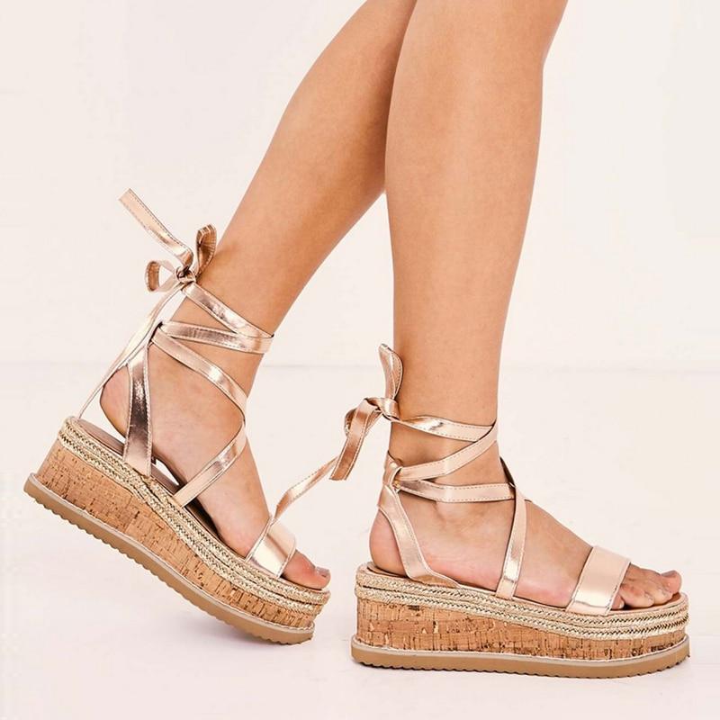 Gladiator Sandals Summer Shoes