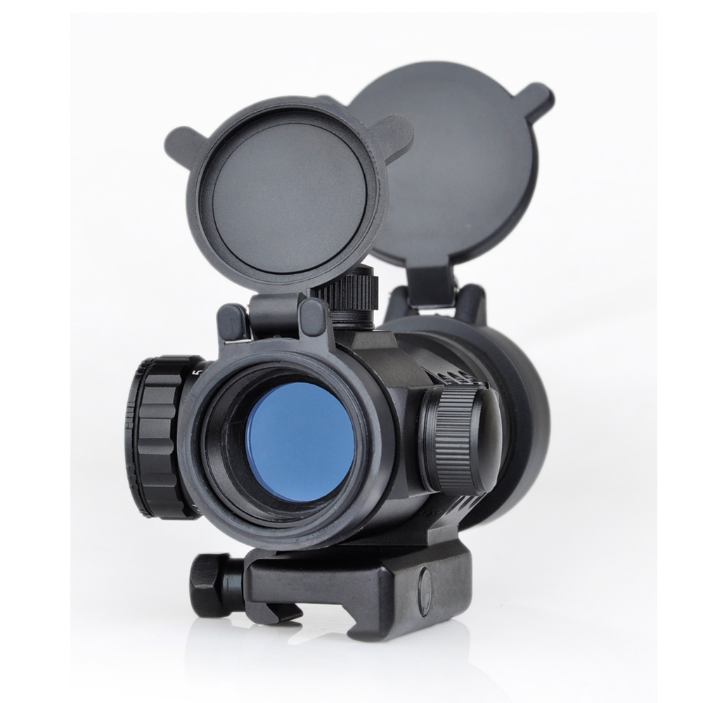 WIPSON aim AT M3 Red Dot Hunting Scope Collimator optical Sight Riflescope Reflex Shooting L Shaped Mount Airsoft tactical gun