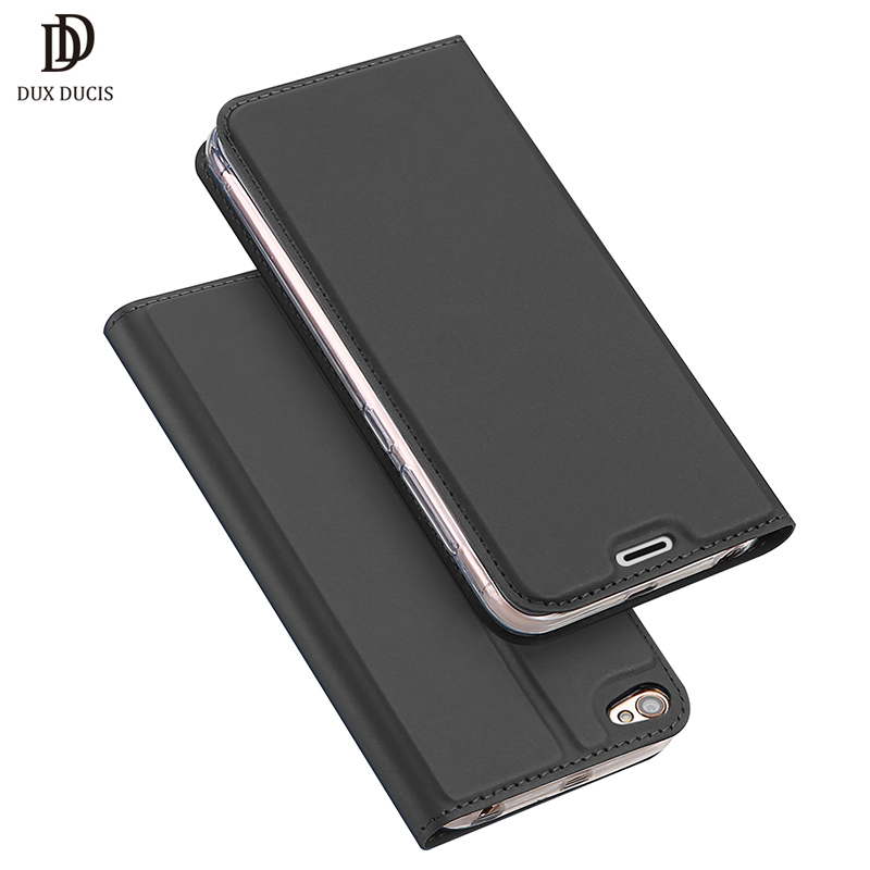 Xiaomi Redmi Note 5A Case Leather Flip Case for Xiaomi Redmi Note 5A DUX DUCIS Wallet Funda Xiomi Redmi Note 5A 2GB 16GB 5.5