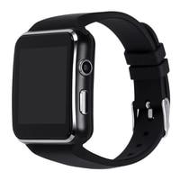 Vaglory X6 Bluetooth Smart Watch Clock With Camera Support SIM Micro SD Card Reloj Inteligente Wristwatch