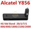 Разблокировать alcatel one touch Y856 y856V 4 г автомобильный маршрутизатор wifi 4 г cpe dongle 4 г мифи Карманный маршрутизатор wi-fi pk l800o y855 w800 e8372 e8278