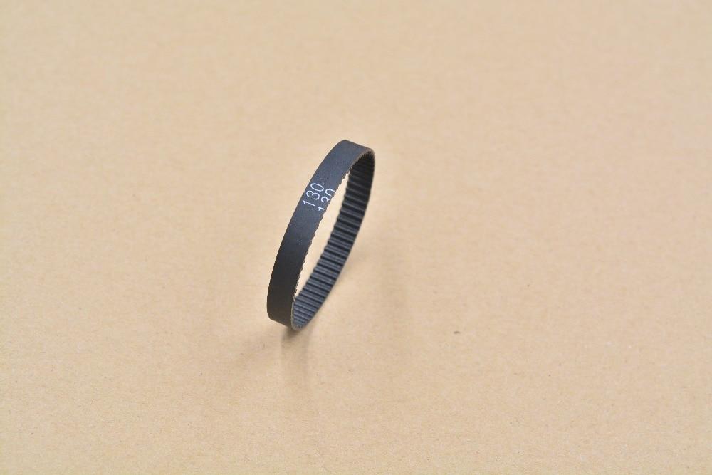3d impresora 2gt cinturón de lazo cerrado de goma dientes de la correa 65 longit
