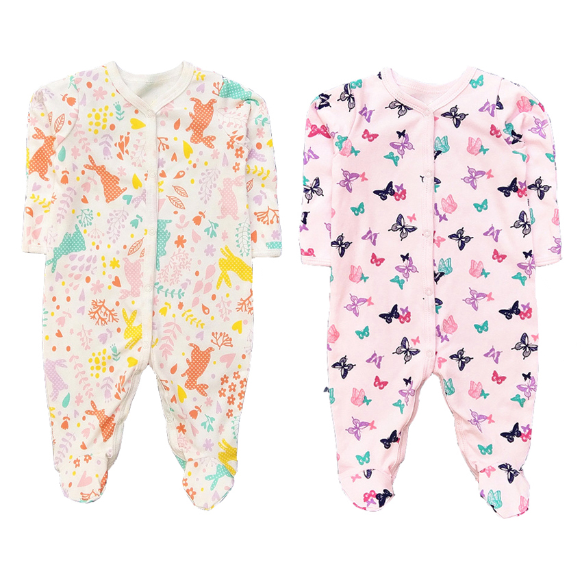 Baby Unisex Clothing Romper Newborn Baby Cute Girl Clothes Cotton Long Sleeve Soft Cotton Rompers Boy Infant Clothes Boutique baby clothing spring autumn unisex newborn baby clothes100% cotton cartoon rompers long sleeve baby product baby clothing infant