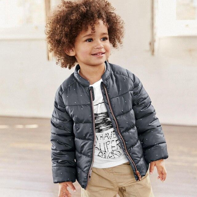 Новая мода Дети Теплые Пальто Спортивный Детская Одежда Ветрозащитный Утолщаются Мальчики Куртки Осень и Зима ребенка пальто