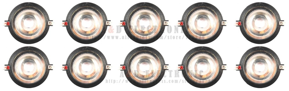 10pcs lot High quality Replace Diaphragm For Beyma CP21 CP21F CP22 CP25 Tweeter CP22DIA 8 ohm