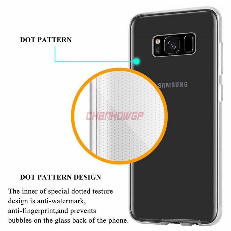 Double Silicone Case For Samsung Galaxy S7Edge S8 S9 S10 Plus S10E A10 A20 A30 A50