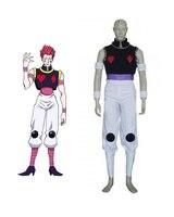 Hunter X Hunter Hisoka cosplay costume Tailor Made