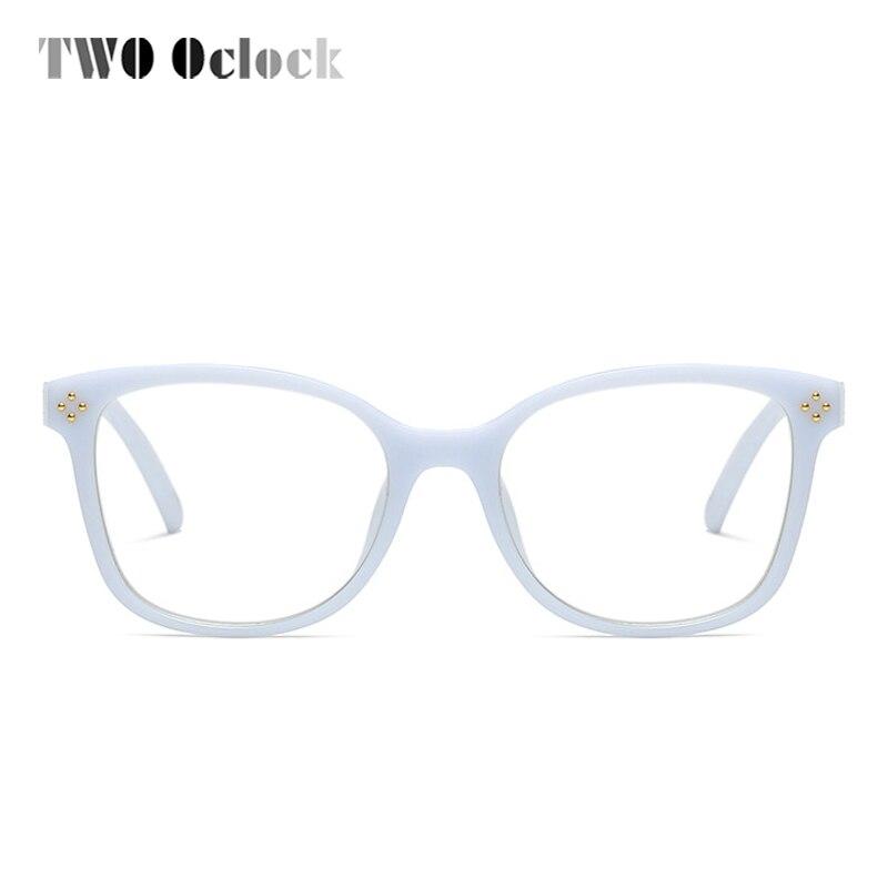 ZWEI Oclock 2018 Vintage Platz Brillen Rahmen Frauen Glasrahmen ...