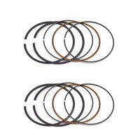 AHL Motorcycle Part STD BORE 70mm Piston Rings For KAWASAKI KLE400 KLE 400 LE400A PISTON RING