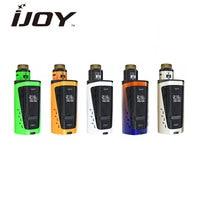 New Original IJOY CAPO 216 SRDA 20700 Squonker Kit With 20700 Squonk MOD 216W Output 810